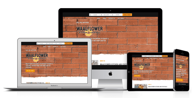 Waalflower Restaurant Project