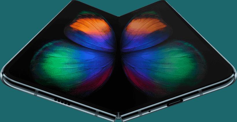Samsung's new Galaxy Fold smartphone