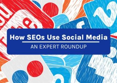 how seos use social media
